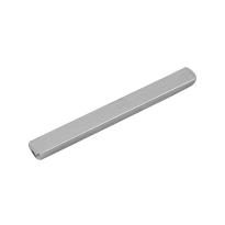 Krukstift excentrisch 8x8x95 mm t.b.v. GPF smeedijzer