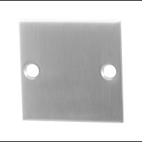 GPF0900.08 RVS bl. rozet vierk 50x50x2