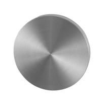 GPF0900VR RVS mat bl. rozet 53x6mm