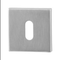 GPF0901.02 RVS sl.rozet vierkant 50x50x8