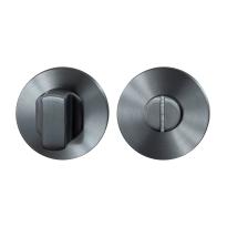 GPF0910.00P1 toiletgarnituur 50x8mm stift 8mm PVD antraciet