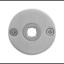 GPF1100.06 RVS ronde platte rozet 50x2mm