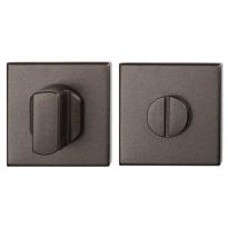 GPF1102.A1.0910 toiletgarnituur 50x50x8 mm stift 8 mm Dark blend