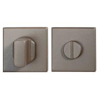 GPF1102.A3.0910 toiletgarnituur 50x50x8 mm stift 8 mm Mocca blend