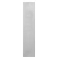 GPF1200.15 RVS kortschild rh geh blind