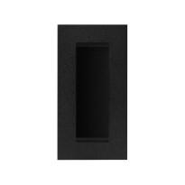 GPF8717.61A zwart schuifdeurk rh 102x51
