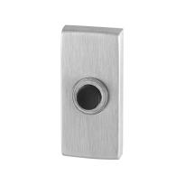 GPF9826.01 RVS deurbel rechthoekig
