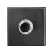 GPF9826.02P1 PVD deurbel vierkant