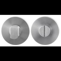 GPF0904.00 toiletgarnituur 50x8mm stift 5mm RVS geborsteld