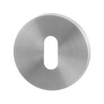 GPF0901.05 sleutelrozet 50x6mm RVS geborsteld