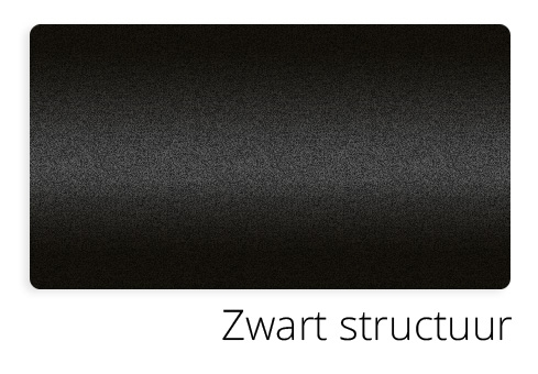 Finish zwart structuur