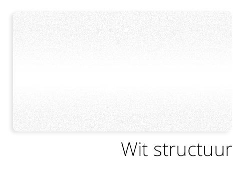 Finish wit structuur