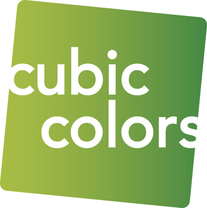 Logo Cubic Colors