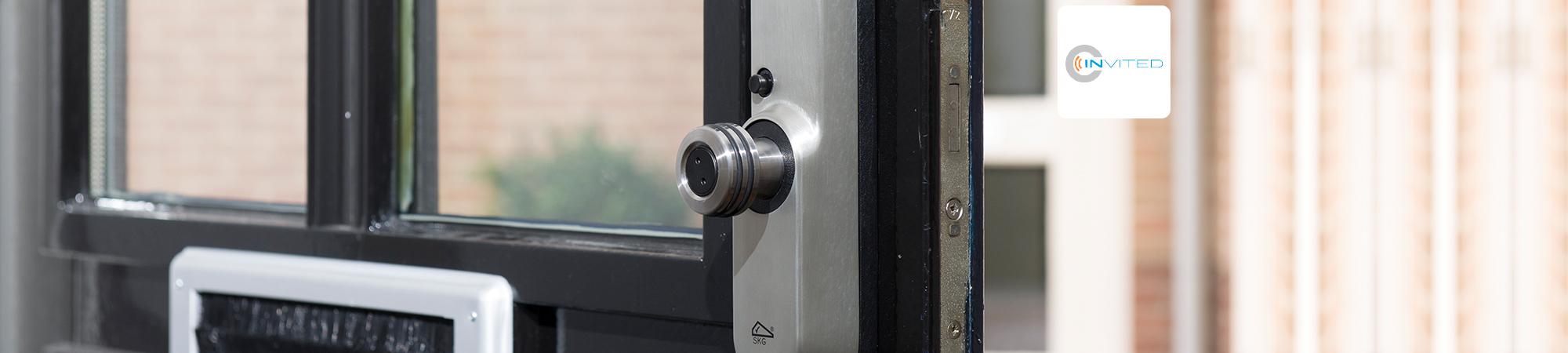 Elektronisch Deurslot Invited Smart Lock op voordeur
