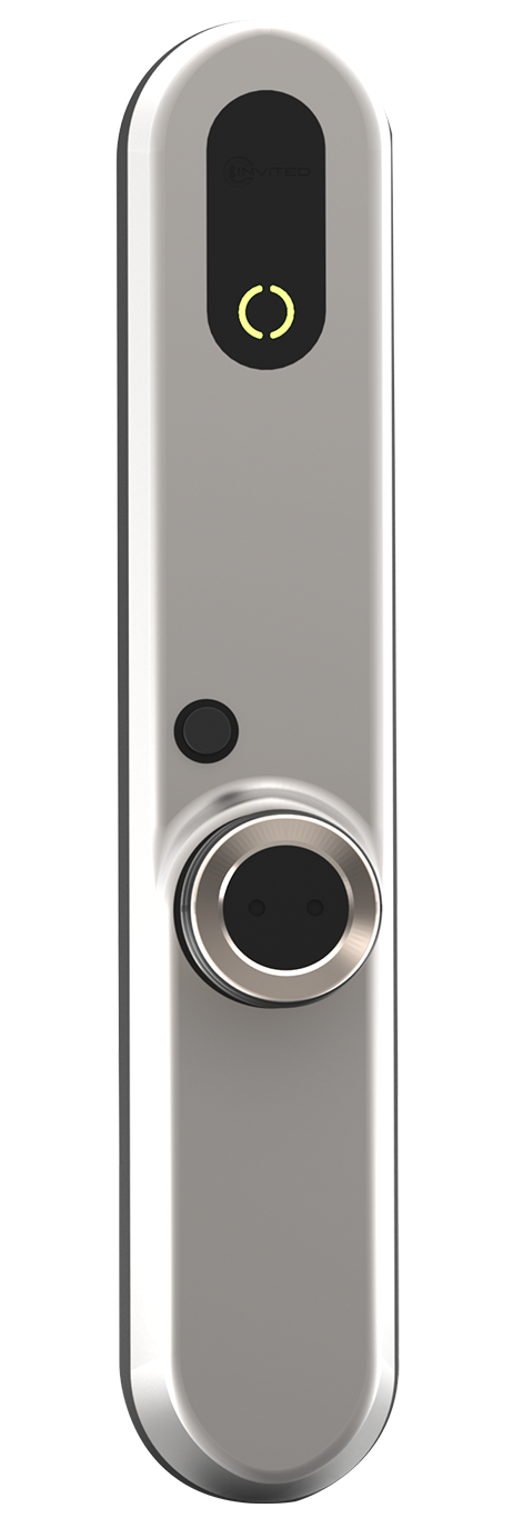 Close-up van de Invited Smart Lock